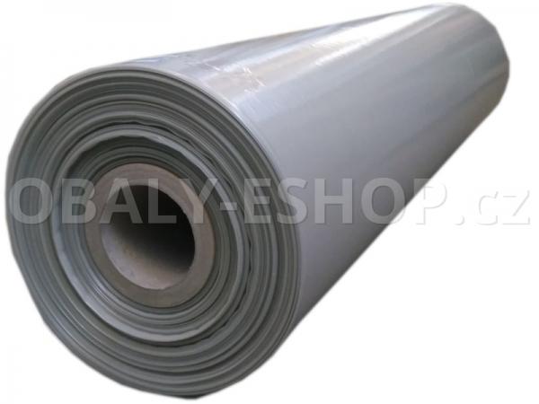 PE fólie hadice 1000x0,10mm Recyklovaná Transparentní