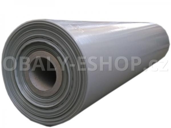 PE fólie hadice 1400x0,05mm Recyklovaná Transparentní