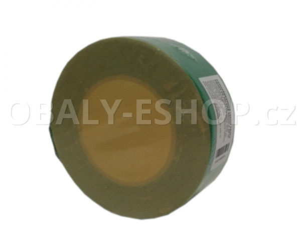 Parotěsná akrylová lepicí páska PROFI PE 50mmx25m Zelená