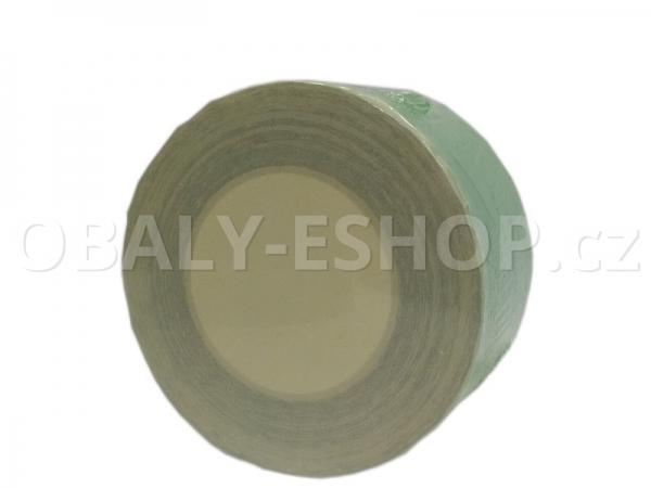 Parotěsná akrylová lepicí páska PROFI PE 75mmx25m Zelená