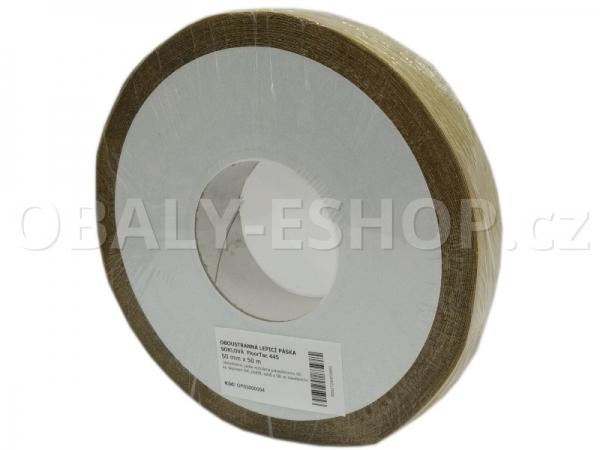 Oboustranná lepicí páska Soklová FloorTac 445 50mmx50m
