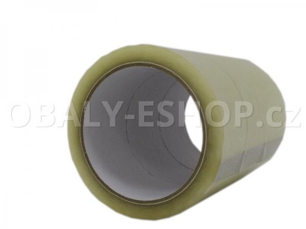Lepicí páska LP1 150mmx66m Transp. Akryl 40µm