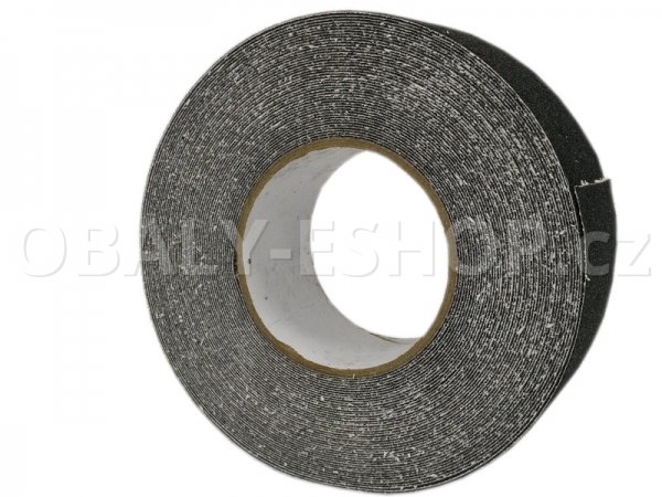 Protiskluzová samolepicí páska 50mmx18m Černá
