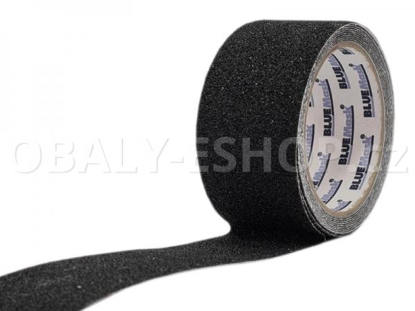 Protiskluzová samolepicí páska 50mmx 3m Černá