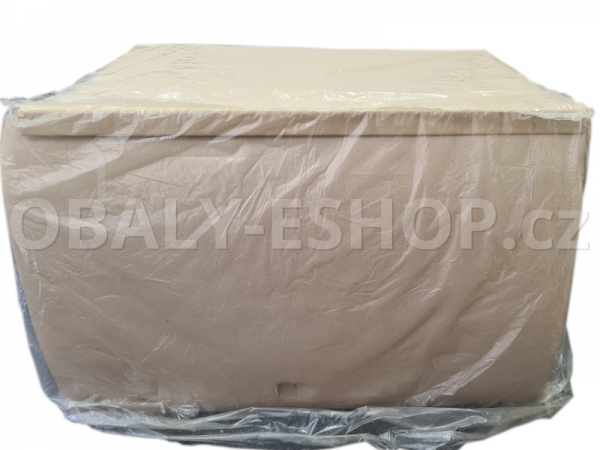 Pytel PE 3D  800x1200x1250x0,040mm Transparentní Recy