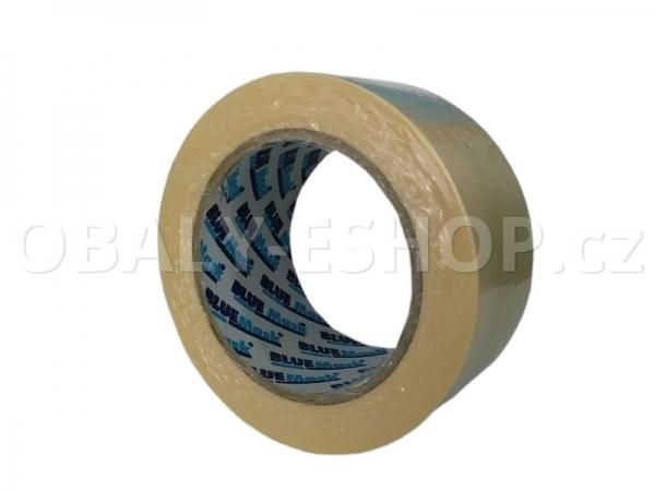Krepová maskovací páska  50mmx50m Profi K160 BlueMask