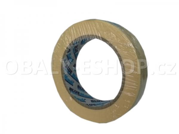 Krepová maskovací páska  25mmx50m Profi K160 BlueMask