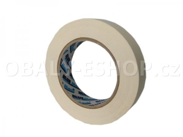 Krepová maskovací páska  25mmx50m Profi K200 BlueMask