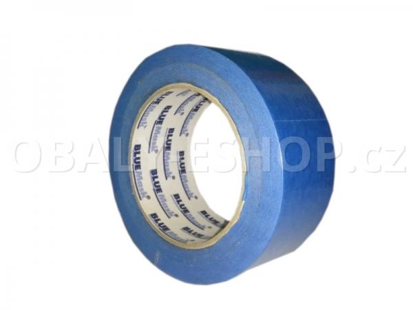 Krepová maskovací páska 50mmx50m K62 BlueMask Modrá