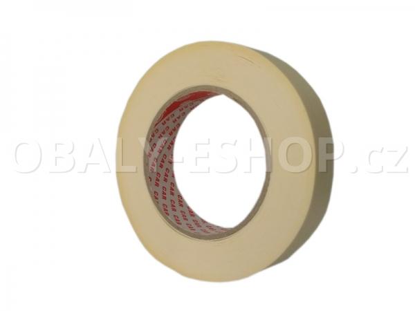 Krepová maskovací páska  25mmx50m Profi K111