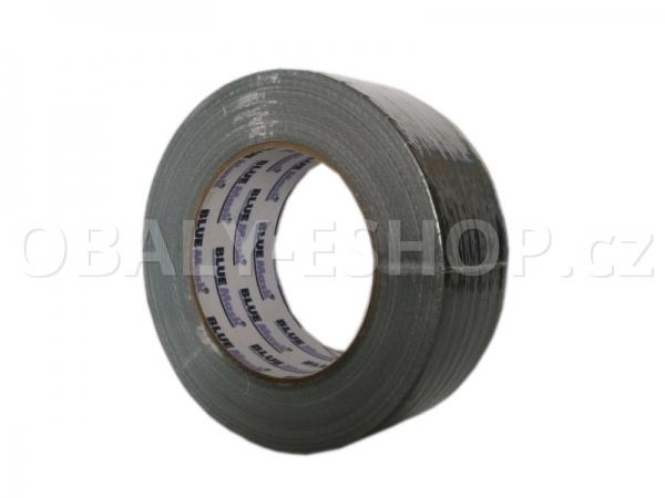 Textilní páska ARGO 48mmx50m  Stříbrná