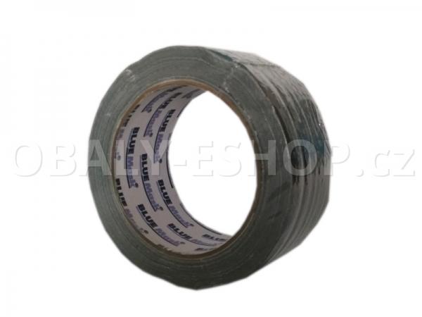 Textilní páska ARGO 48mmx25m Stříbrná