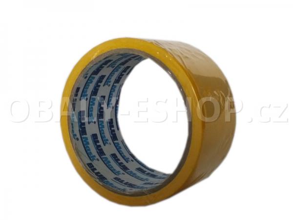 Textilní páska ARGO 48mmx10m Žlutá