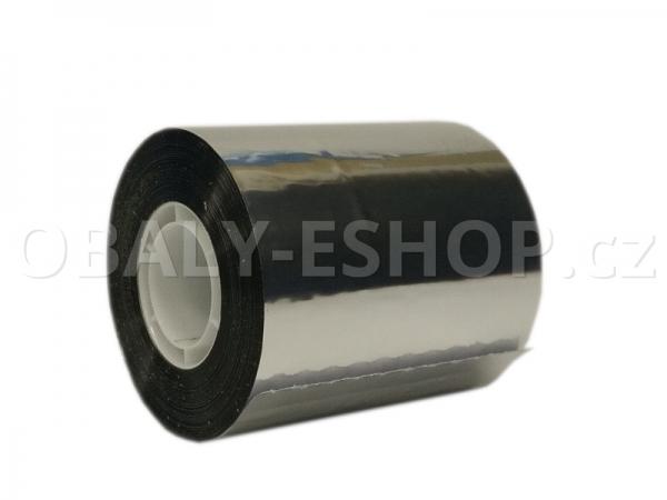 Pokovená lepicí páska  75mmx 50m PP 907
