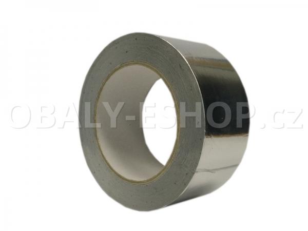 Hliníková lepicí páska  50mmx50m ALU 901