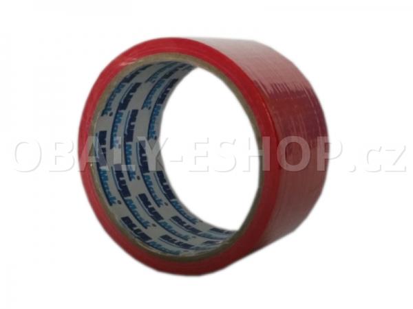 Textilní páska  ARGO 48mmx10m Červená