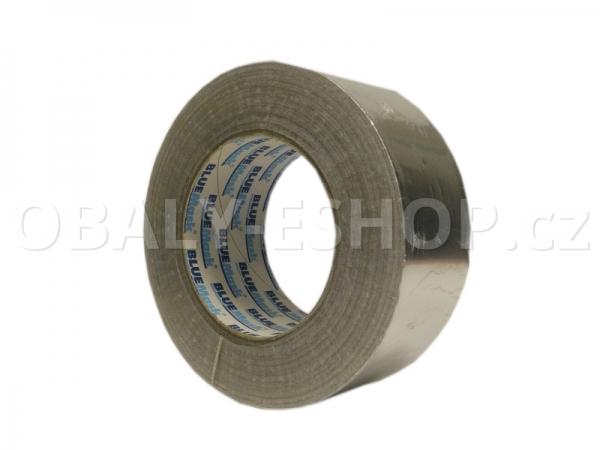 Hliníková lepicí páska 50mmx50m ALU 050 BlueMask
