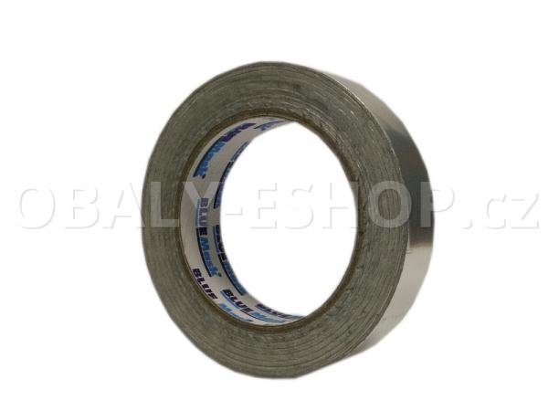 Hliníková lepicí páska  25mmx50m ALU 030 BlueMask