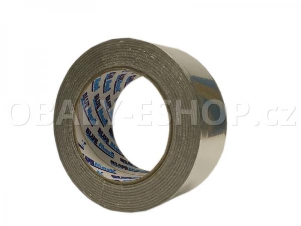 Hliníková lepicí páska  50mmx50m ALU 030 BlueMask