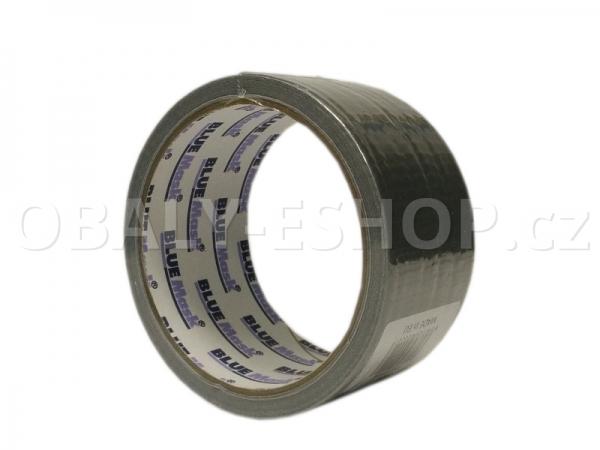 Textilní páska  ARGO 48mmx10m  Stříbrná