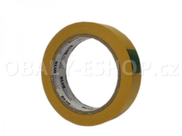 Oboustranná lepicí páska PP45 25mmx25m BlueMask