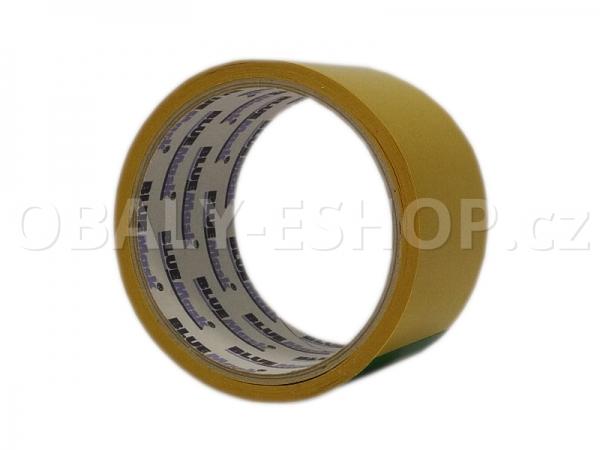 Oboustranná lepicí páska PP45 50mmx10m BlueMask