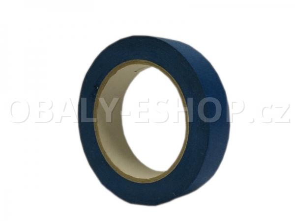 Krepová maskovací páska 25mmx50m K62 BlueMask Modrá