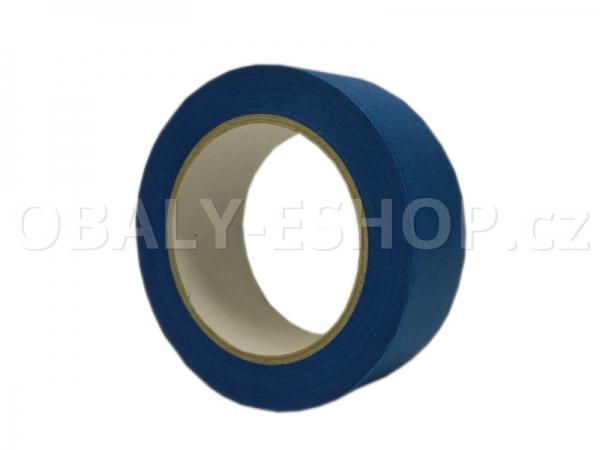 Krepová maskovací páska 38mmx50m K62 BlueMask Modrá