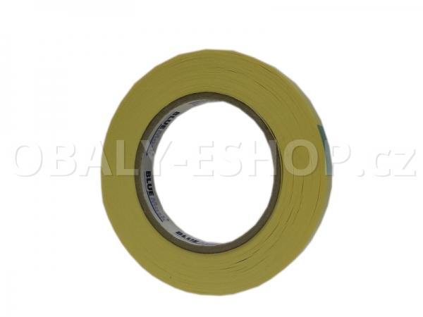 Oboustranná lepicí páska PP40  9mmx50m BlueMask