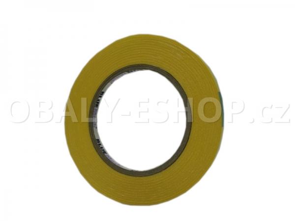 Oboustranná lepicí páska PP40  6mmx50m BlueMask