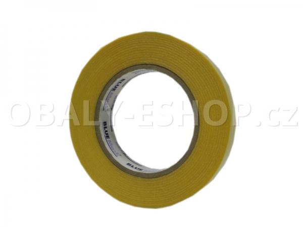 Oboustranná lepicí páska PP40 19mmx50m BlueMask