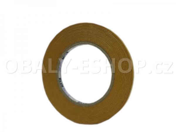 Oboustranná lepicí páska NT51  6mmx50m BlueMask