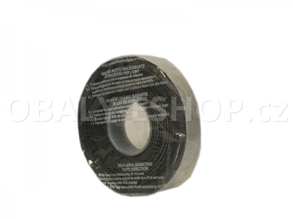 Vulkanizační samosvařitelná páska 19mmx9,1m EPR75