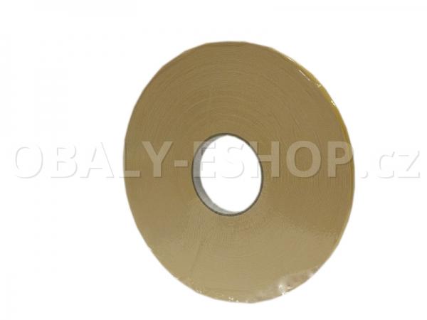 Oboustranná lepicí páska pěnová PA431 12x0,8mmx50m Bílá