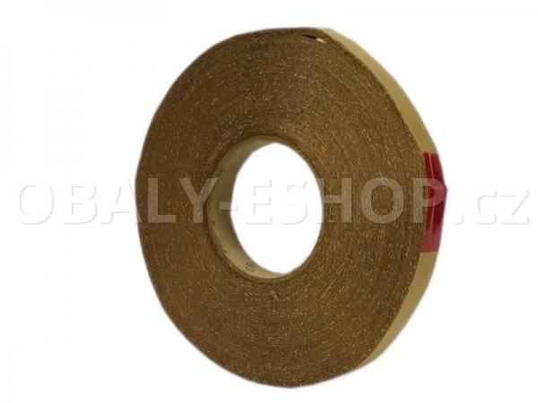 Oboustranná lepicí páska Soklová FloorTac 445 19mmx50m